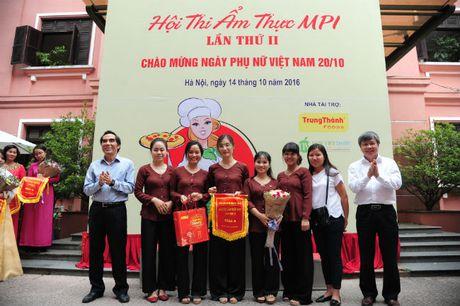 Hoi thi am thuc MPI huong ung Ngay Phu nu Viet Nam - Anh 4