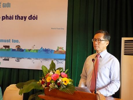 San xuat luong thuc va nong nghiep phai thay doi do bien doi khi hau - Anh 3