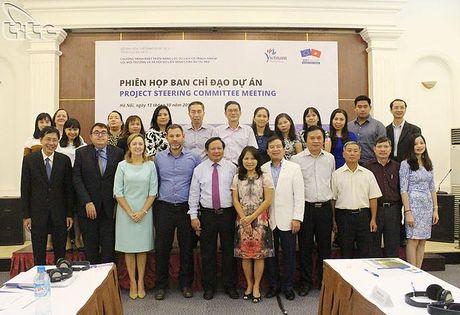Ban Chi dao Du an EU-ESRT to chuc hoi nghi tong ket hoat dong - Anh 3