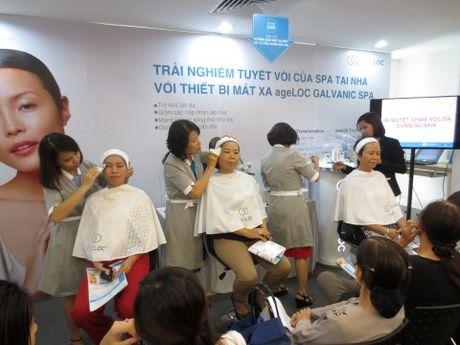 Expo Suc khoe va Sac dep cung Nu Skin - Anh 1