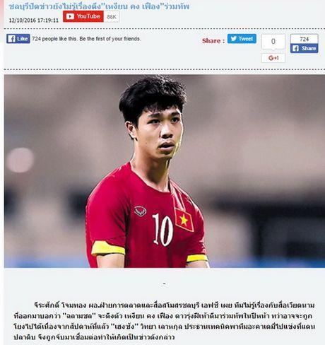 Chonburi ven man bi an ve tuong lai Cong Phuong - Anh 1
