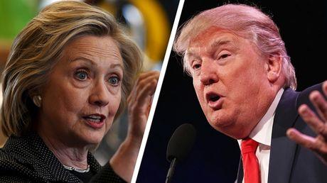He lo noi dung cuoc doi dau cuoi cung giua Trump-Clinton vao tuan toi - Anh 1