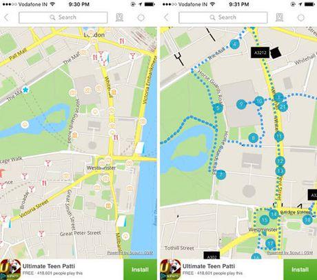 10 ung dung GPS va ban do thong minh cho Iphone - Anh 10