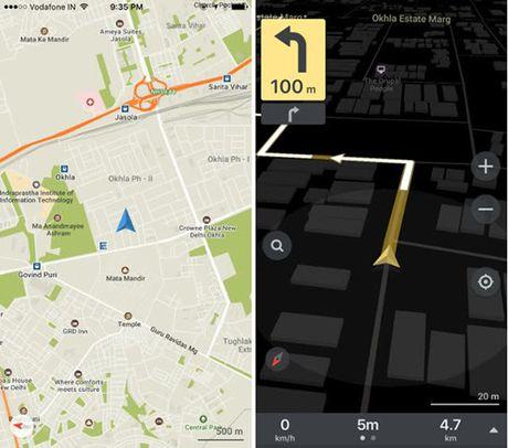 10 ung dung GPS va ban do thong minh cho Iphone - Anh 2