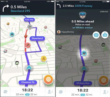 10 ung dung GPS va ban do thong minh cho Iphone - Anh 3