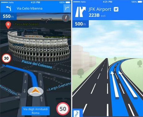10 ung dung GPS va ban do thong minh cho Iphone - Anh 6