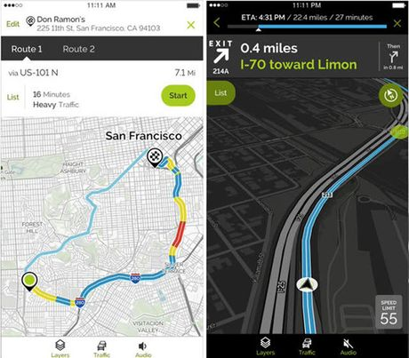 10 ung dung GPS va ban do thong minh cho Iphone - Anh 9