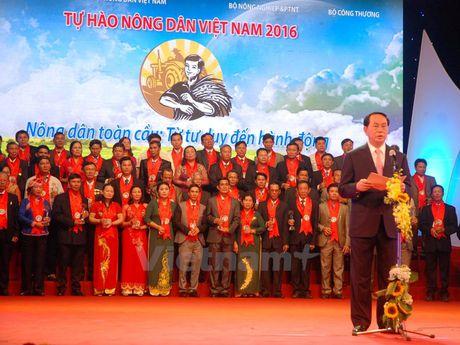 An tuong voi nhung ky luc cua 'Nong dan Viet Nam xuat sac 2016' - Anh 2