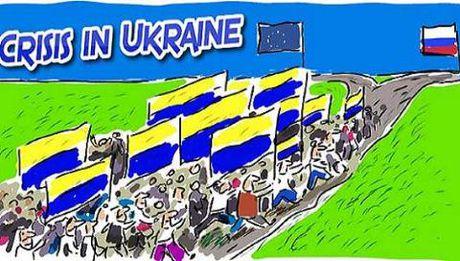 Khong co Nga, kinh te Ukraine se suy sup? - Anh 1