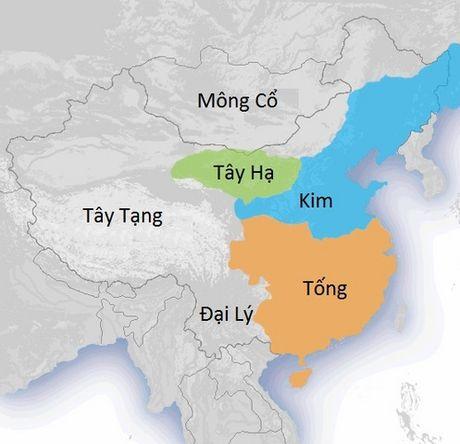 Vo ngua quan Thanh Cat Tu Han giay xeo Trung Quoc the nao - Anh 1