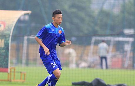 U19 Viet Nam gay 'soc': Tuan Anh goi, Van Hau tra loi - Anh 1