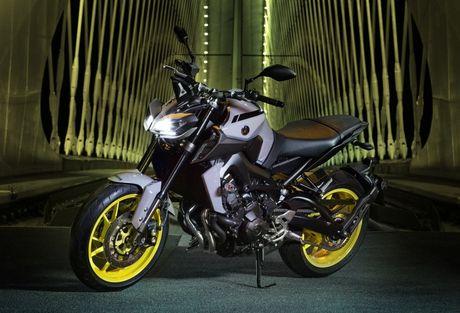 Ra mat Yamaha MT-9 2017 nang cap - Anh 1