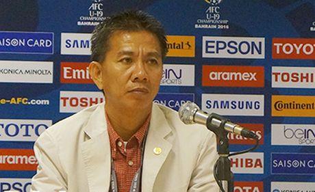 HLV Hoang Anh Tuan noi gi sau thang loi truoc U19 CHDCND Trieu Tien? - Anh 2