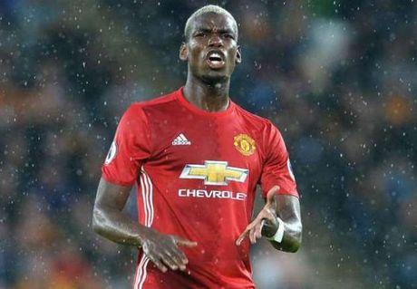 Paul Pogba bi danh gia thap hon ca Jordan Henderson - Anh 1