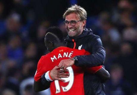 Tiet lo: Klopp muon co Sadio Mane khi con o Dortmund - Anh 1