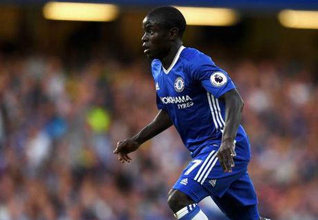 Chien Chelsea, Leicester City nho Kante - Anh 1