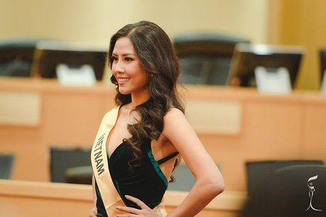 Do sac Nguyen Loan va nguoi dep Venezuela thi Miss Grand International - Anh 11