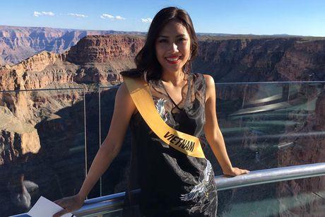 Do sac Nguyen Loan va nguoi dep Venezuela thi Miss Grand International - Anh 12