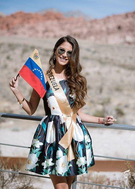 Do sac Nguyen Loan va nguoi dep Venezuela thi Miss Grand International - Anh 4