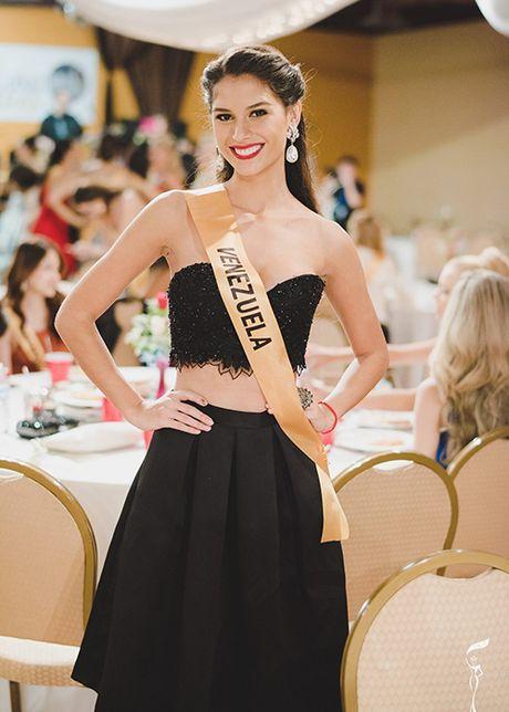 Do sac Nguyen Loan va nguoi dep Venezuela thi Miss Grand International - Anh 5