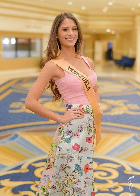 Do sac Nguyen Loan va nguoi dep Venezuela thi Miss Grand International - Anh 6