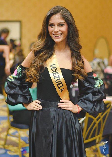 Do sac Nguyen Loan va nguoi dep Venezuela thi Miss Grand International - Anh 7