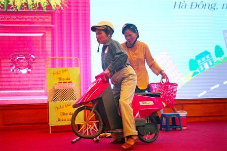'Phu nu Ha Dong doan ket – sang tao' - Anh 1