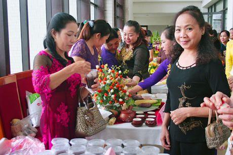 'Phu nu Ha Dong doan ket – sang tao' - Anh 2