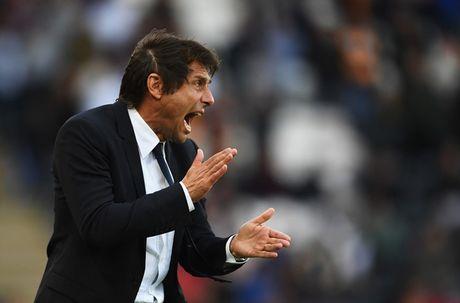 HLV Conte cuoi vao tin don se bi Chelsea sa thai - Anh 1