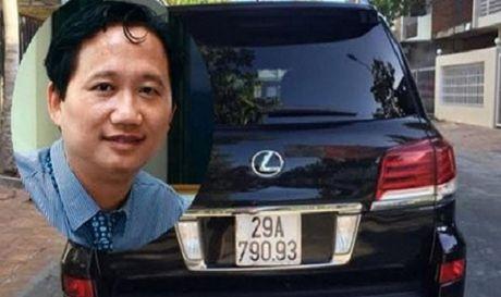 Kiem diem can bo lien quan viec bo nhiem ong Trinh Xuan Thanh - Anh 1
