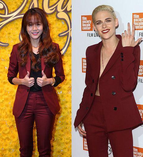 An Nguy nhieu lan dien do nhu 'cosplay' Kristen Stewart - Anh 2