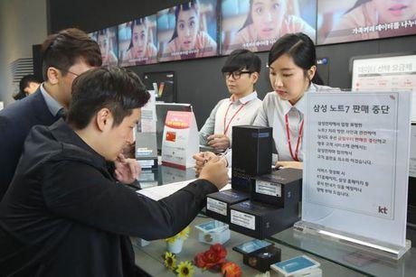 Samsung mo rong san pham thu hoi khong chi rieng Note7 - Anh 1