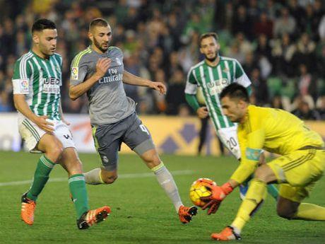 """Real Betis - Real Madrid: Chan dung """"khung hoang hoa"""" - Anh 2"""