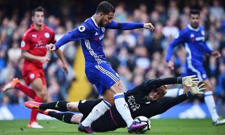 Chelsea - Leicester City: Hang cong bung no - Anh 1