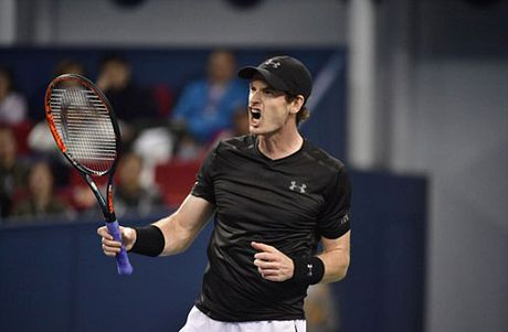 Murray – Simon: Thien duong trong tam tay (BK Shanghai Masters) - Anh 1