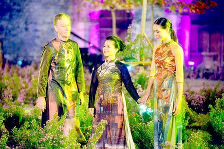 Khai mac Festival Ao dai Ha Noi nam 2016 - Anh 3