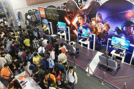 Sony Show tap trung vao giai tri - Anh 1