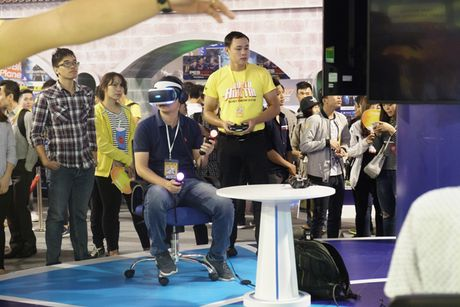 Sony Show tap trung vao giai tri - Anh 6