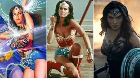 'Wonder Woman' thanh dai su danh du Lien Hop Quoc ve quyen phu nu - Anh 1