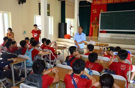 Khi hoc tro trai nghiem 'Song de yeu thuong' - Anh 3