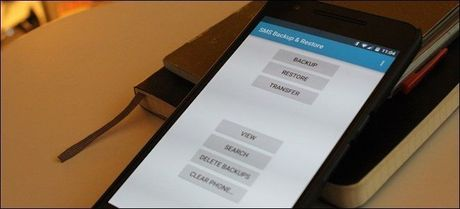 Backup tin nhan SMS vao email, Dropbox, Google Drive - Anh 1