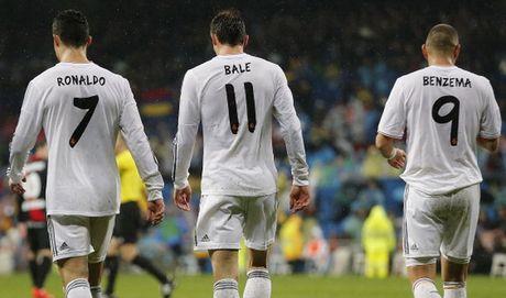 Real Madrid phai thang Real Betis de khang dinh chinh minh - Anh 2