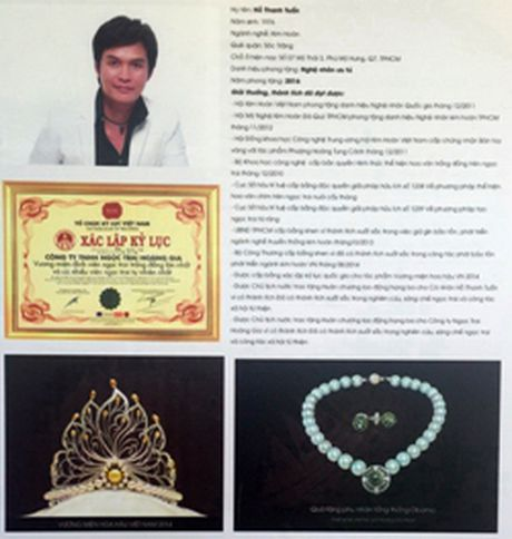 Nghe nhan quoc gia Ho Thanh Tuan va bien ngoc trai o hon Sang - Anh 12