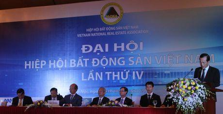 Cong dong doanh nghiep BDS Viet Nam san sang doi mat voi thach thuc - Anh 1