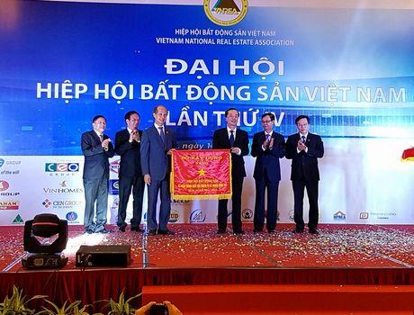 Cong dong doanh nghiep BDS Viet Nam san sang doi mat voi thach thuc - Anh 4