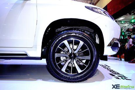 Chi tiet Mitsubishi Pajero Sport Premium gia hon 1,5 ty dong - Anh 11
