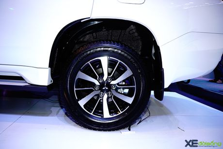 Chi tiet Mitsubishi Pajero Sport Premium gia hon 1,5 ty dong - Anh 12