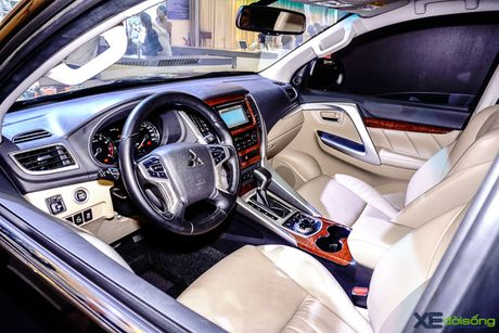 Chi tiet Mitsubishi Pajero Sport Premium gia hon 1,5 ty dong - Anh 13