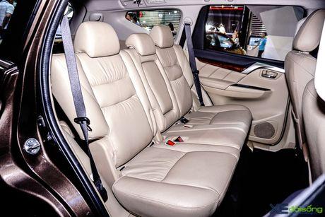 Chi tiet Mitsubishi Pajero Sport Premium gia hon 1,5 ty dong - Anh 14