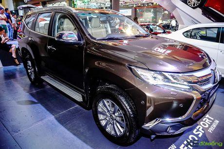 Chi tiet Mitsubishi Pajero Sport Premium gia hon 1,5 ty dong - Anh 15